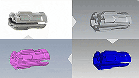 part analysis from industrial ct scanning reverse engineering services